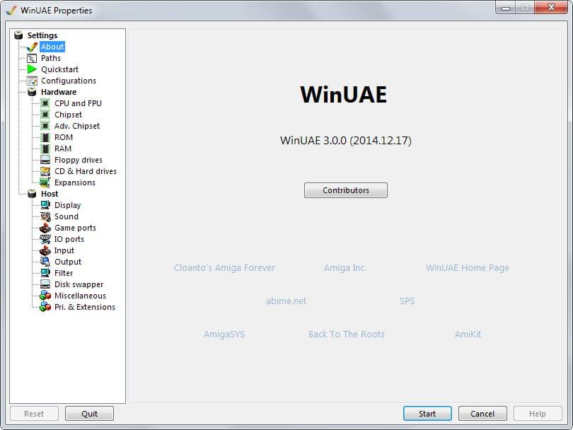 winuae emulator