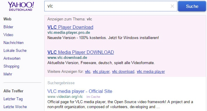 Why search engines are as bad as download sites when it comes to software downloads