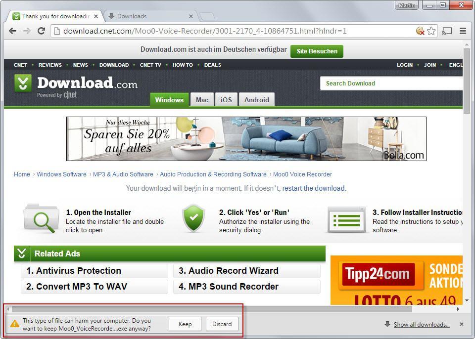 download-com-harm-computer