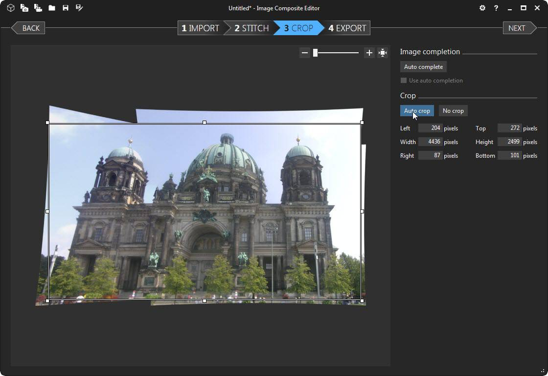 microsoft image composite editor 3