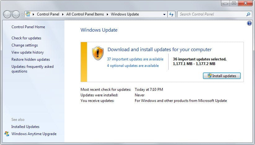 microsoft security updates february 2015