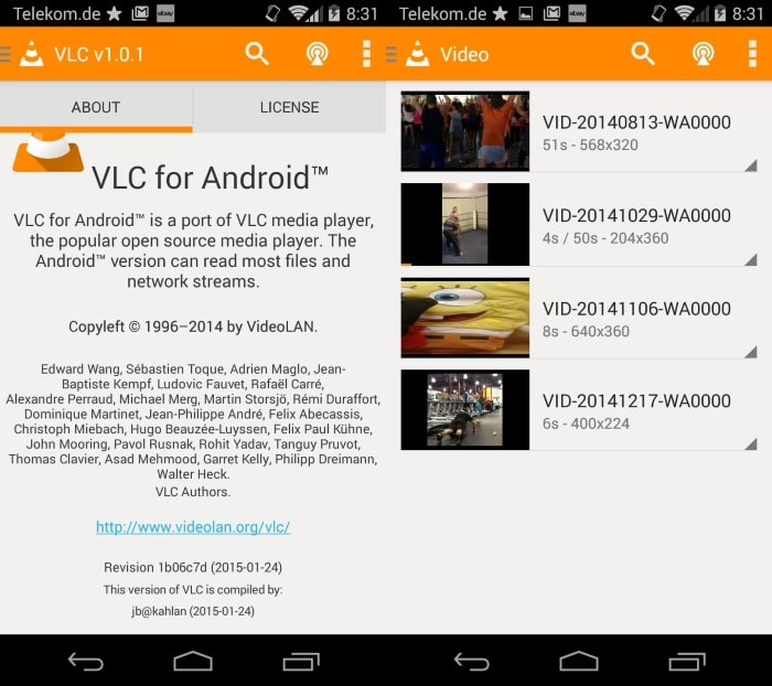 VLC for Android now available as a stable app - gHacks Tech News