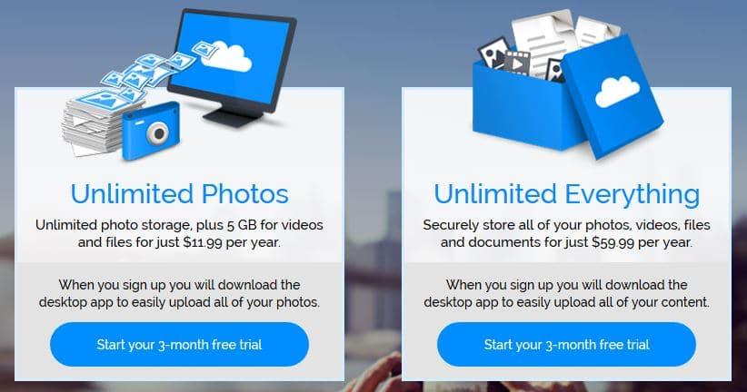 amazon cloud drive unlimited