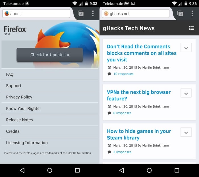 firefox 37 android