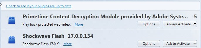 Primetime Content Decryption Module by Adobe: What is it?