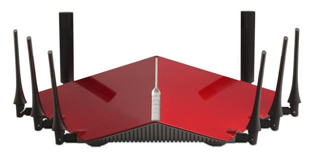 d-link ultra wifi router
