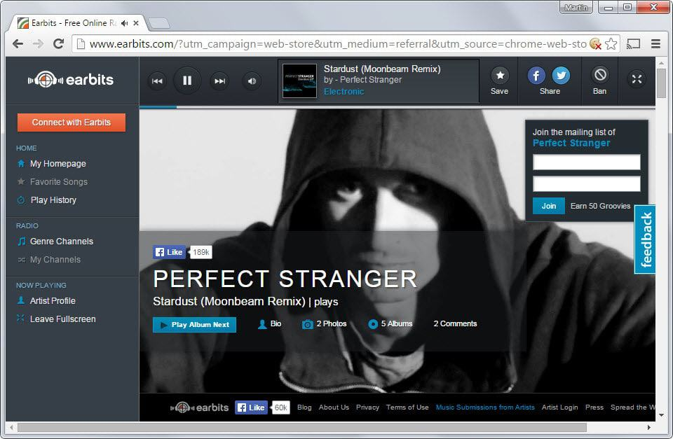 The best music streaming extensions for Google Chrome