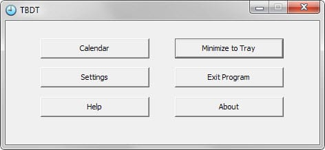 how to add date to time on taskbar