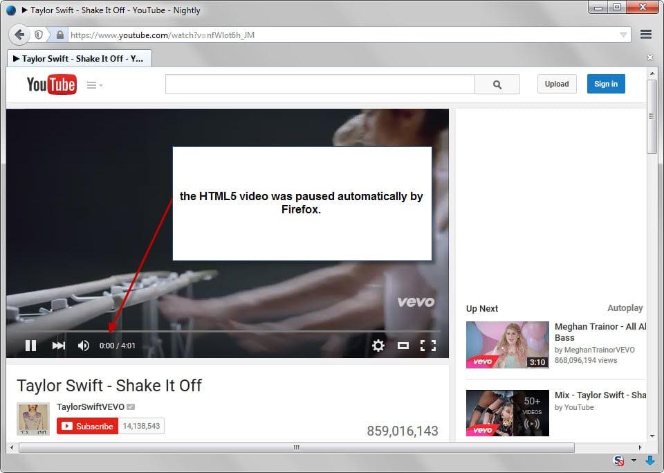 firefox stop autoplay videos
