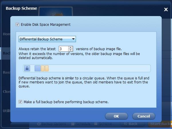 disk management schemes