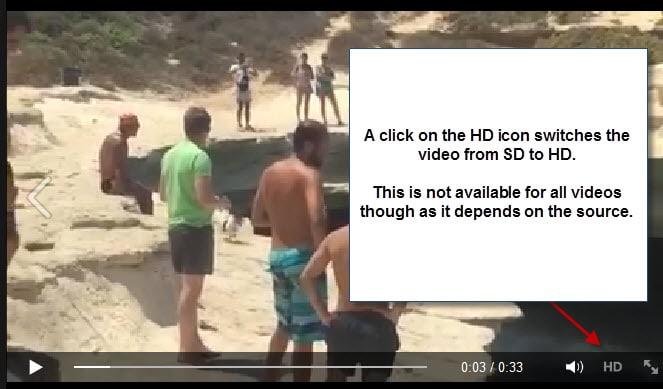 facebook videos hd