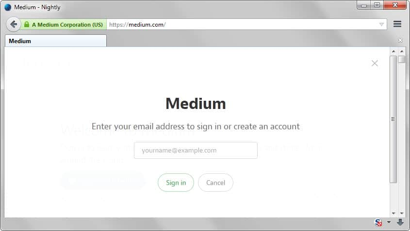Medium launches password-less sign ins: good or bad?