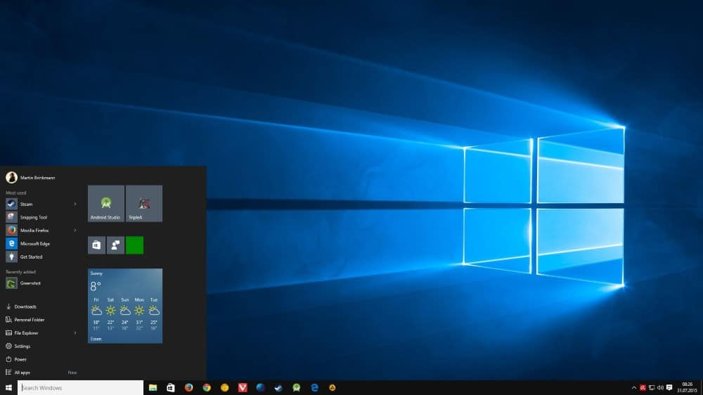 Microsoft: More than 14 million Windows 10 devices after day 1