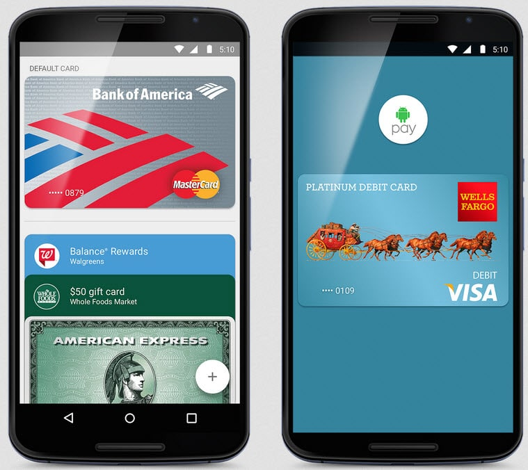 Android Pay and Google Wallet update rolling out in the US