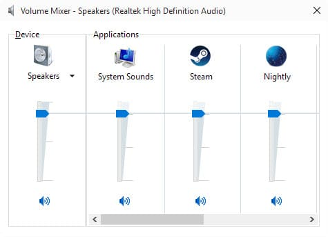 Fix Creative Speakers stop playing audio out of the blue