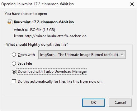 Turbo Download Manager with multi-threading support for