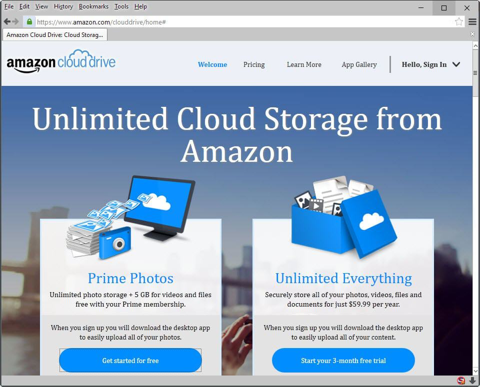 With OneDrive limiting storage, what are your alternatives? - gHacks