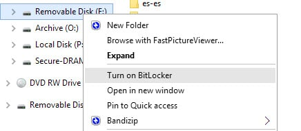 How to encrypt Windows 10 hard drives using BitLocker