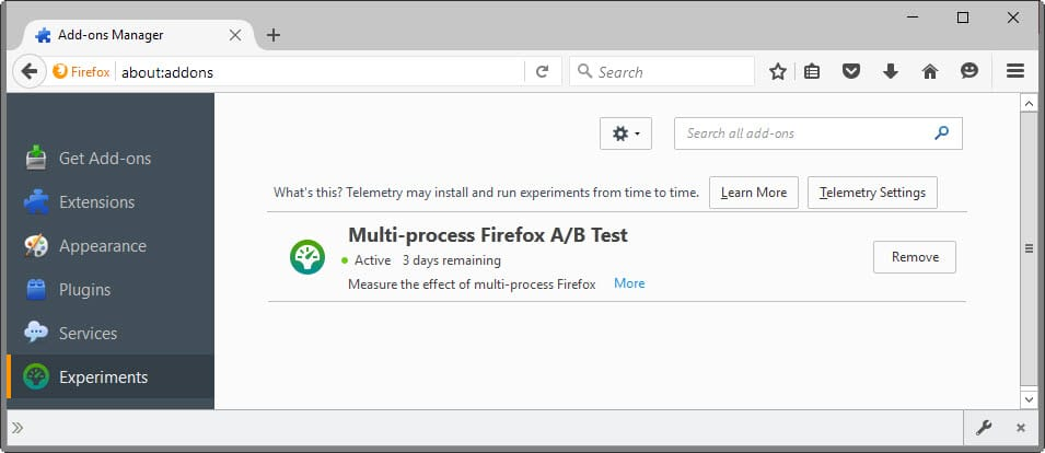 Mozilla launches multi-process test in Firefox Beta