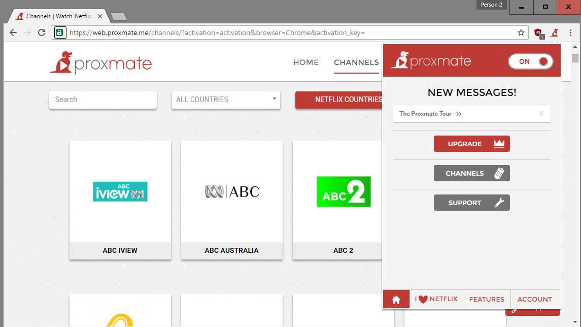 Web unblocker Proxmate reveals subscription costs