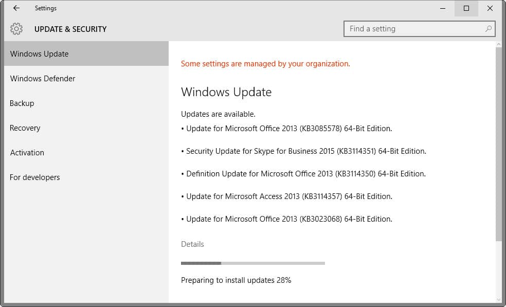 Microsoft Security Bulletins For December 2015
