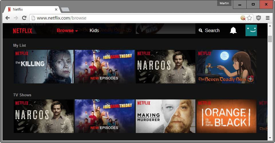 Netflix plans to block VPNs and proxys