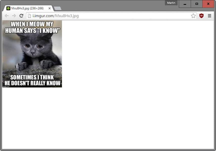 chrome default image viewer