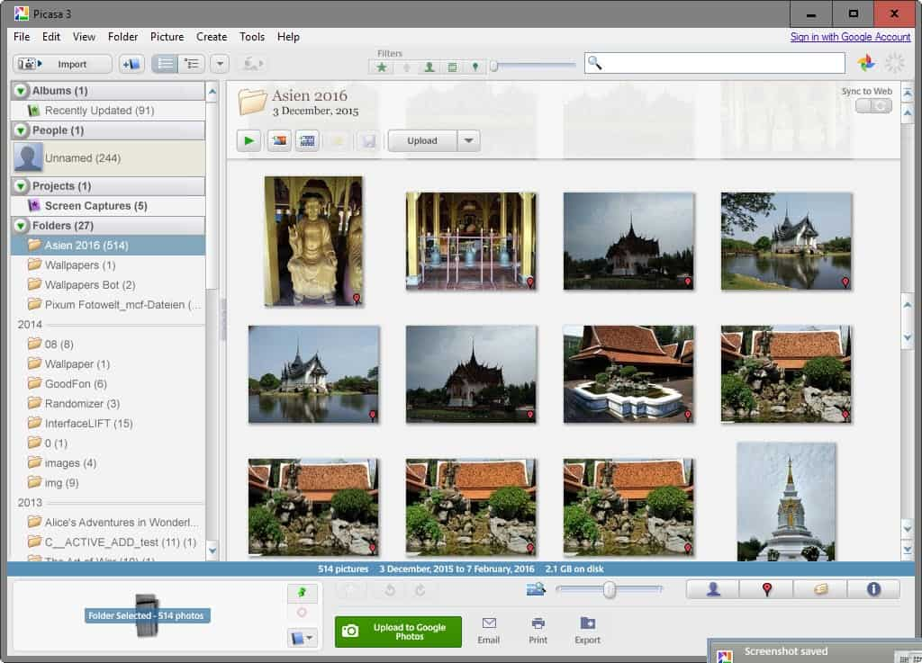 Want to keep running Picasa? You Can!
