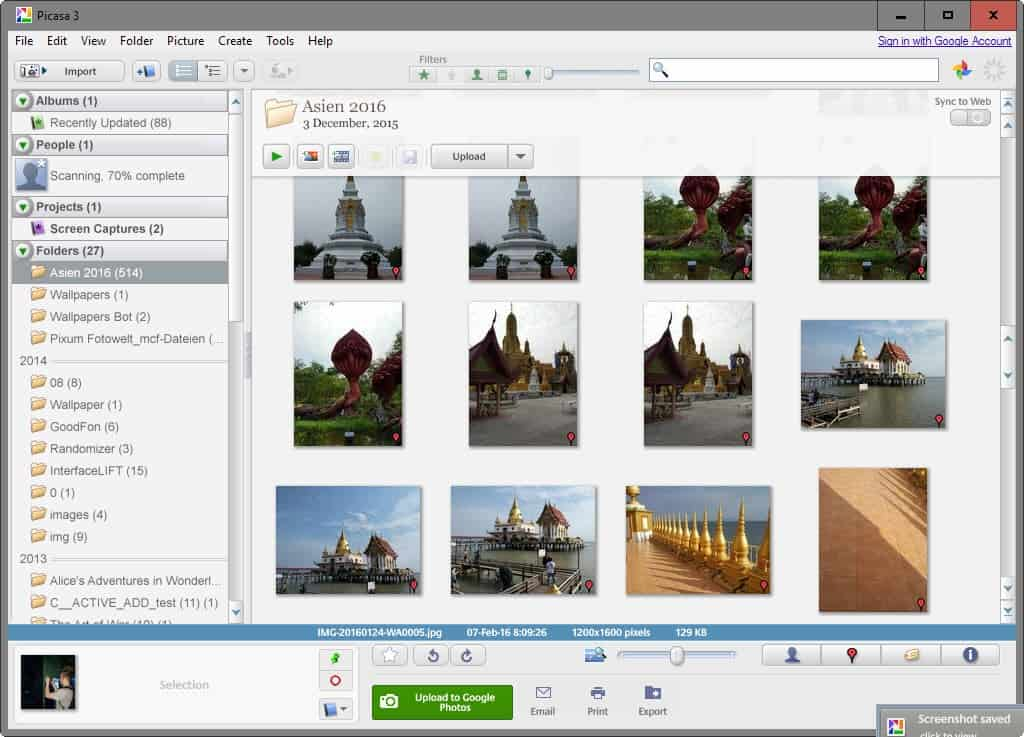 Want to keep running Picasa? You Can! - gHacks Tech News