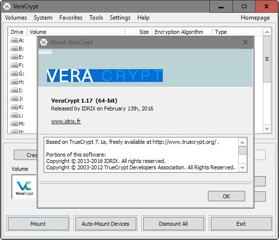 VeraCrypt 1.17 fixes security issues, improves compatibility