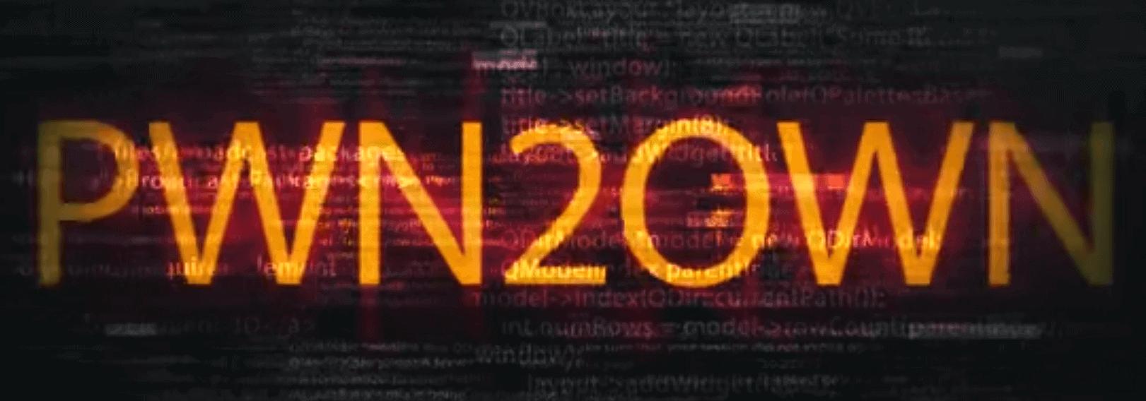 pwn2own 2016