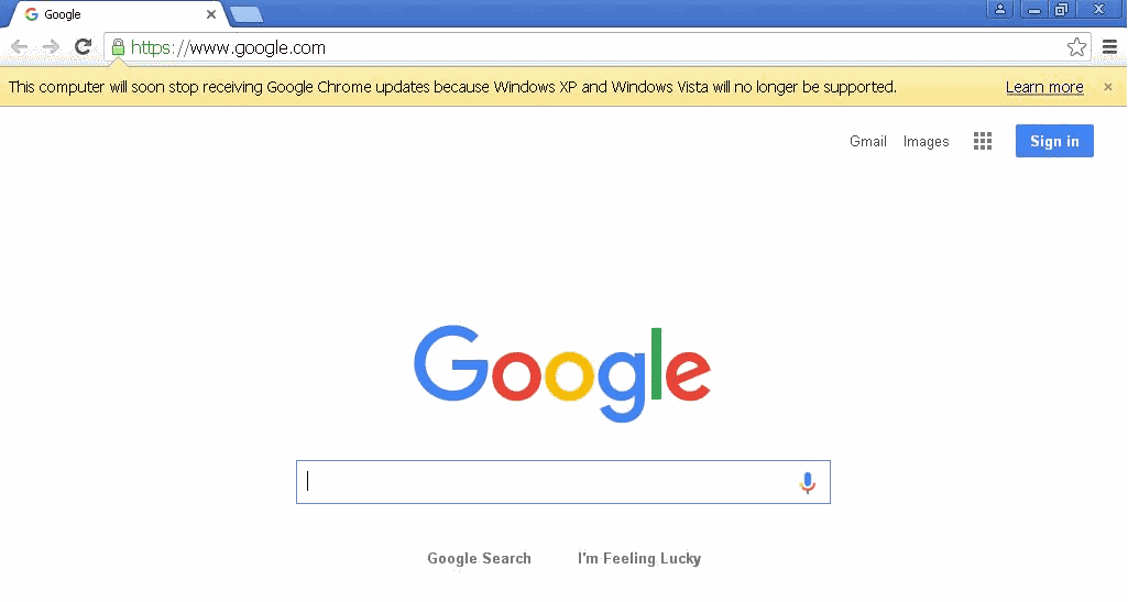 download google chrome for mac os x 10.9