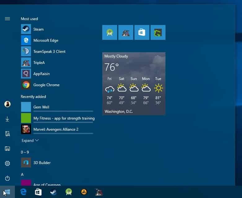 Windows 10 Annoyance: Apps get re-installed after updates