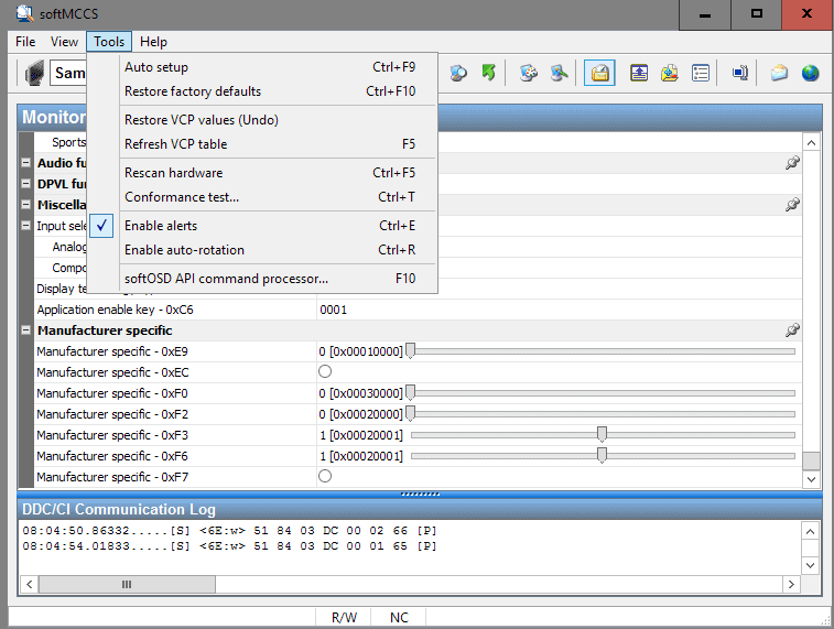 control manage monitor