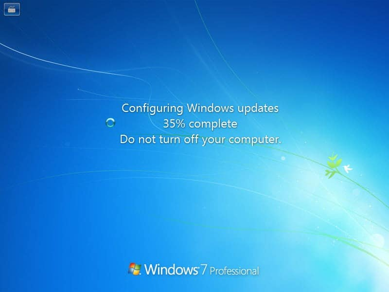 configuring windows update