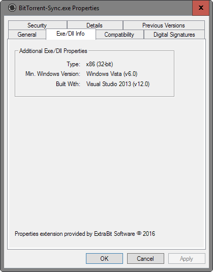 exe compatible windows