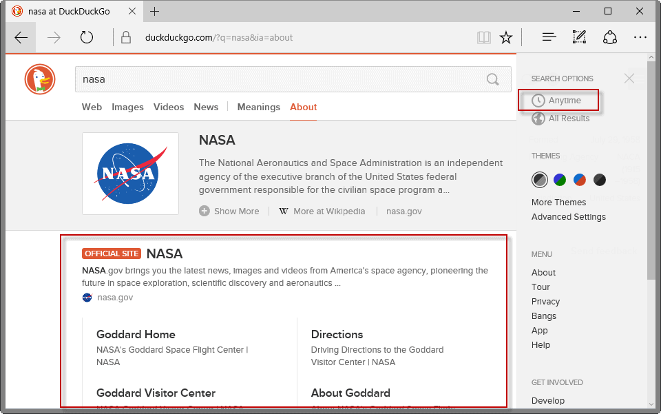 DuckDuckGo extends Yahoo partnership