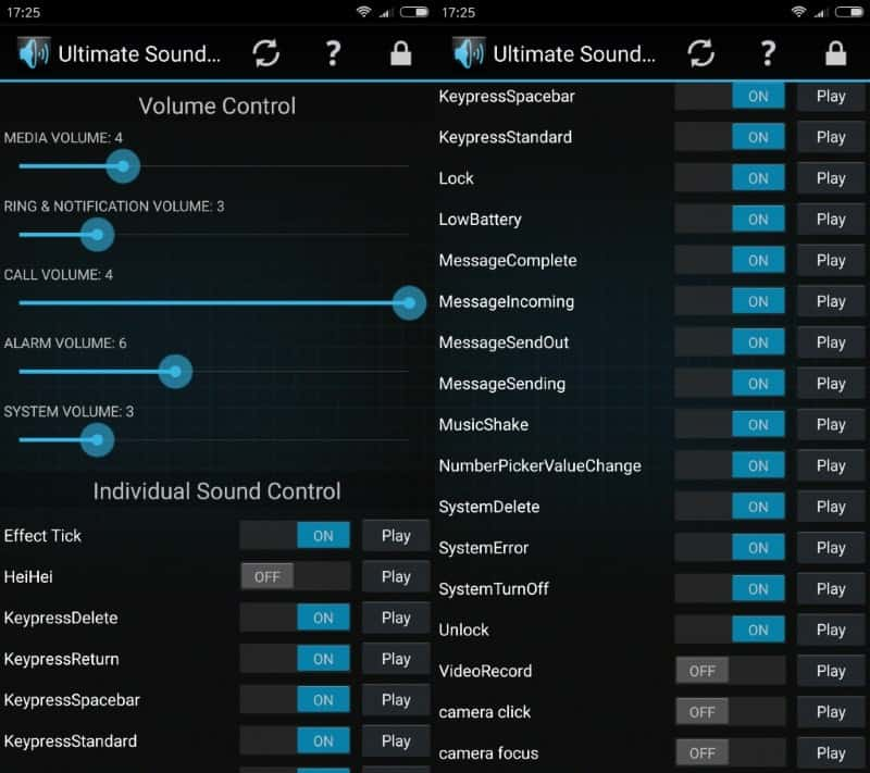 ultimate sound android