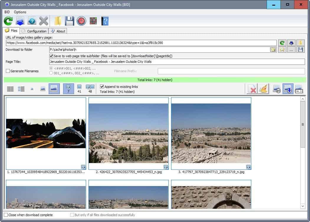 bulk image downloader 5.0