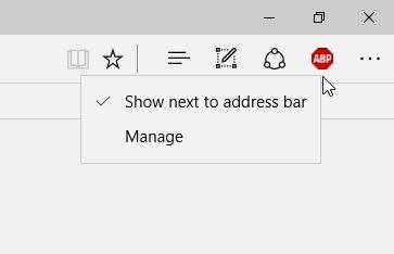 edge extension icon