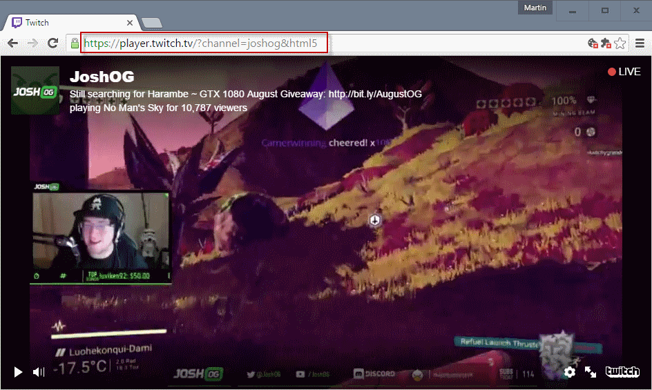 How to force HTML5 video on Twitch tv - gHacks Tech News