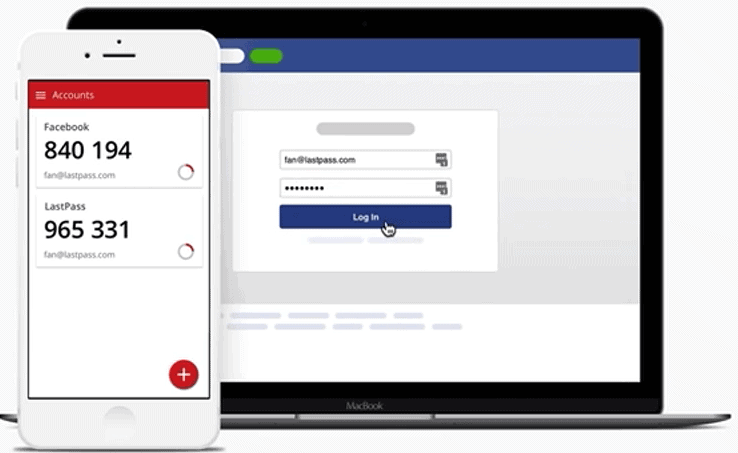 LastPass Authenticator makes 2FA easier