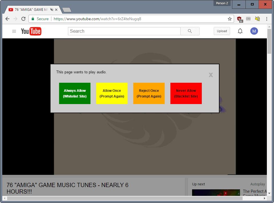 silent site sound blocker