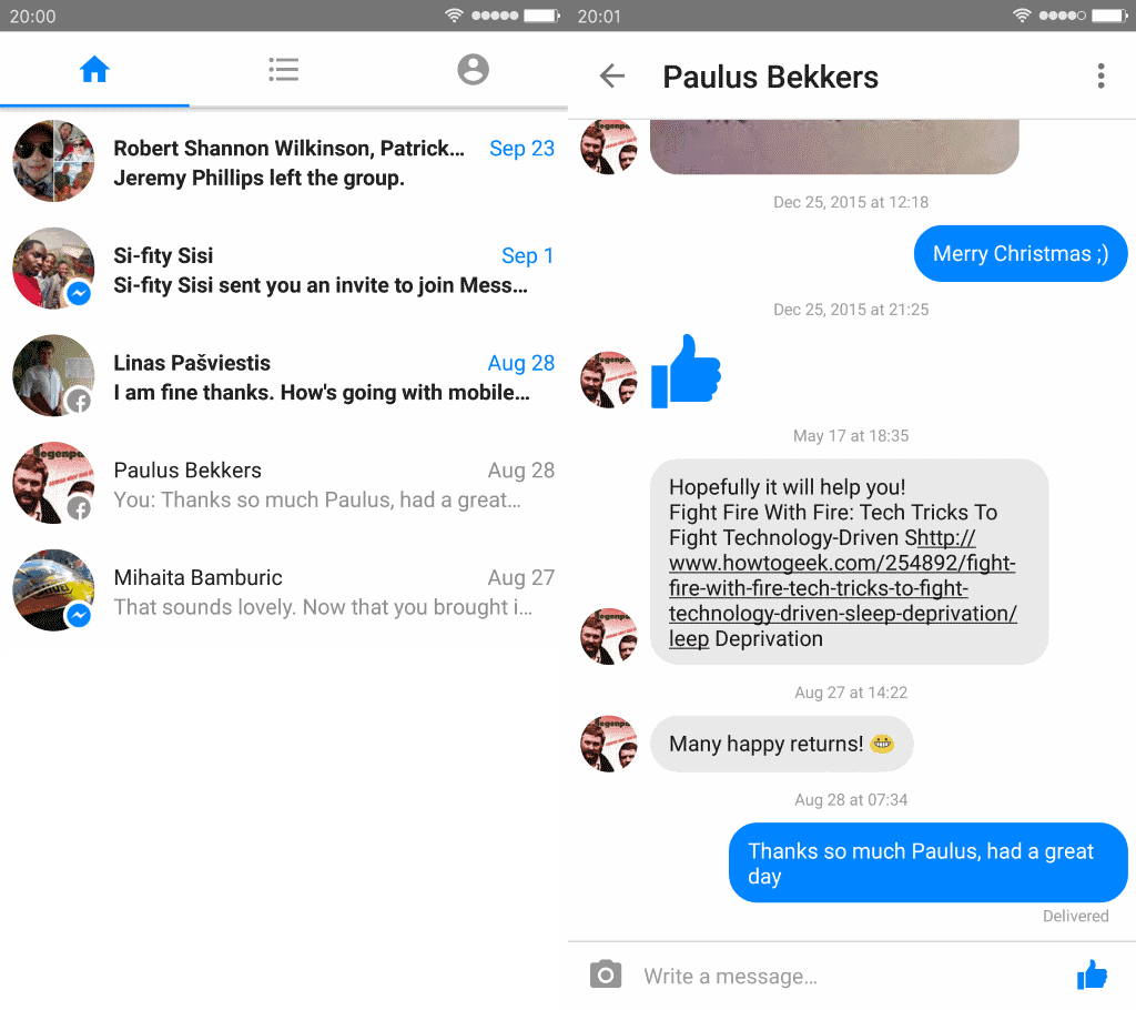 free download facebook messenger lite apk latest version