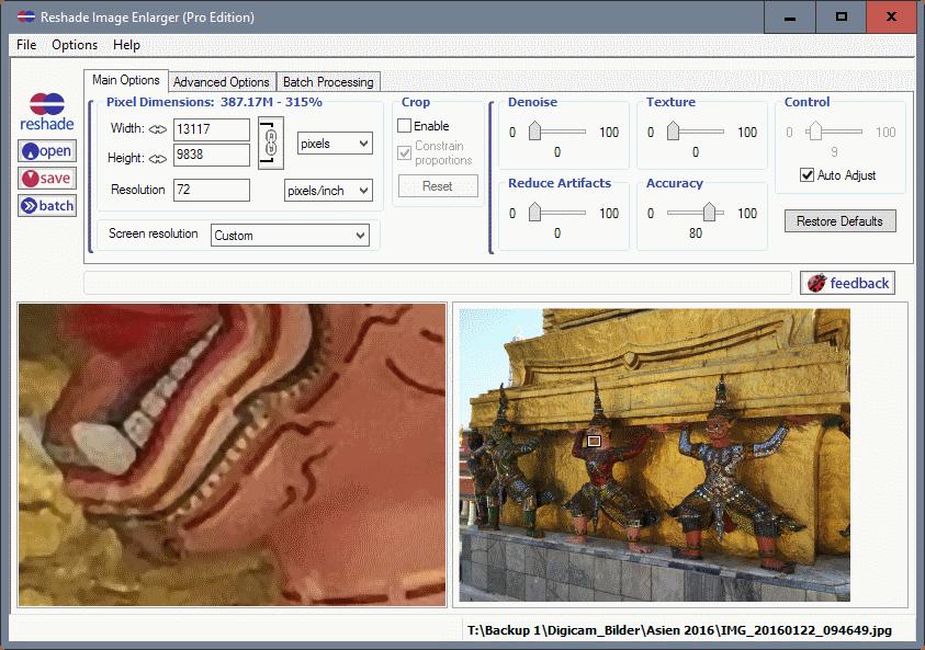 reshade enlarge image
