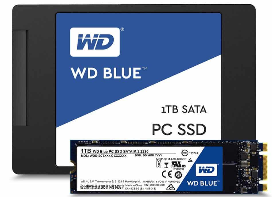 Western Digital launches SSD products