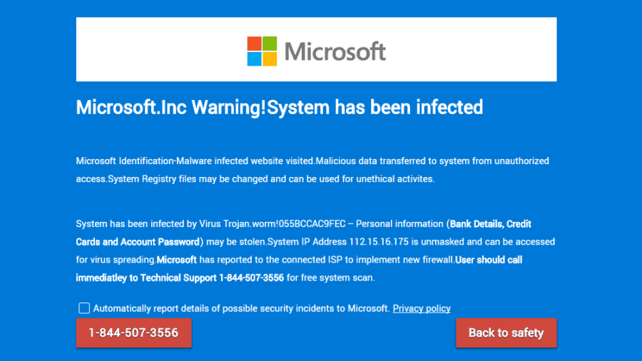Support Scammers exploit HMTL5 bug that makes Chrome hang