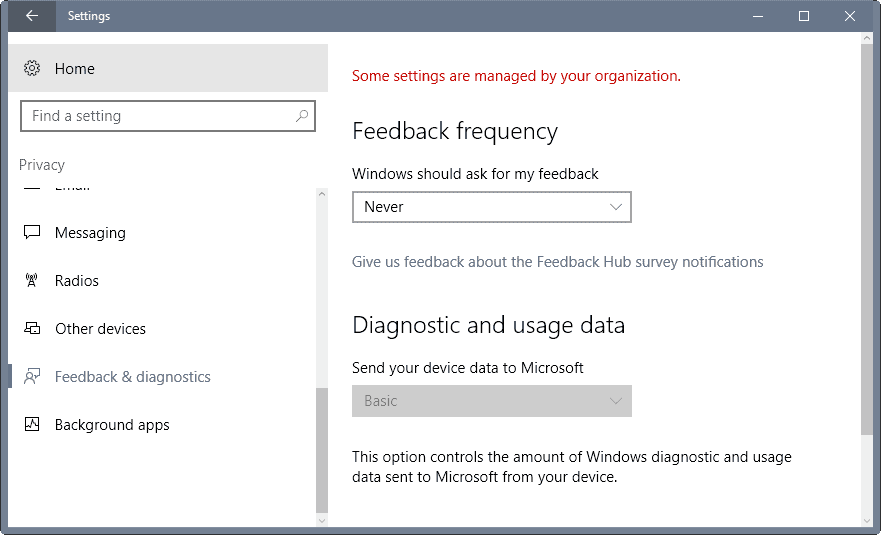 Microsoft gives third-parties access to Windows 10 Telemetry data