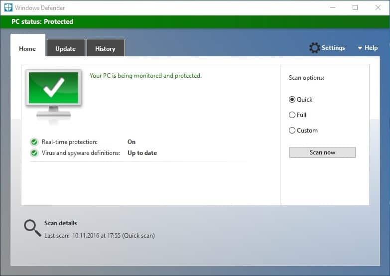 Say Goodbye to Windows Defender (getting renamed)