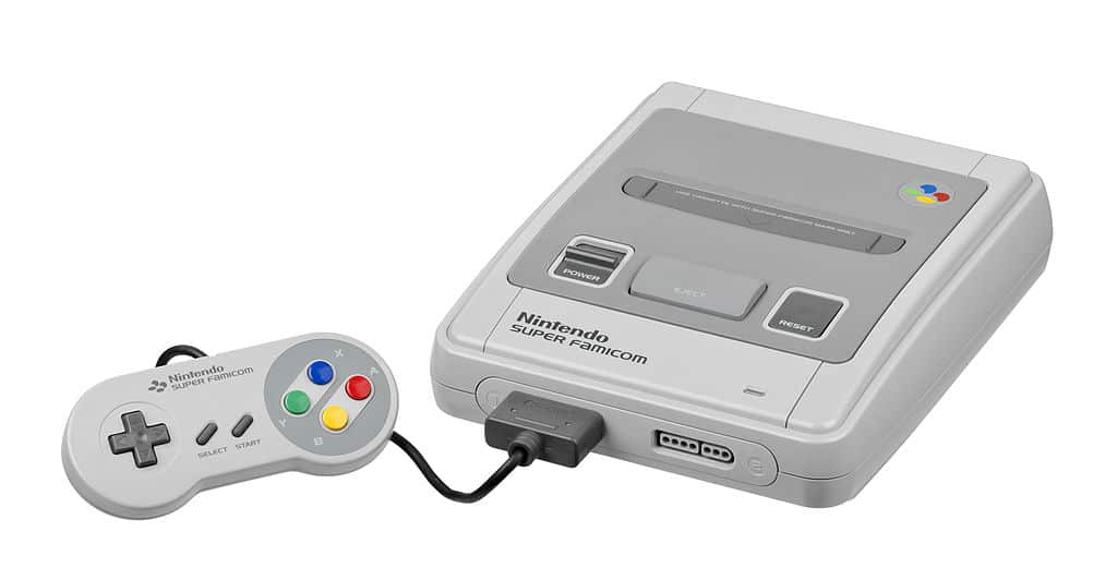 Nintendo should release a SNES Classic Edition